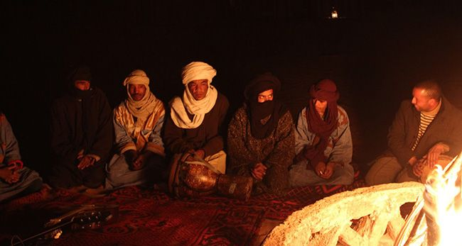 Cherg Expeditions Nuit au Sahara