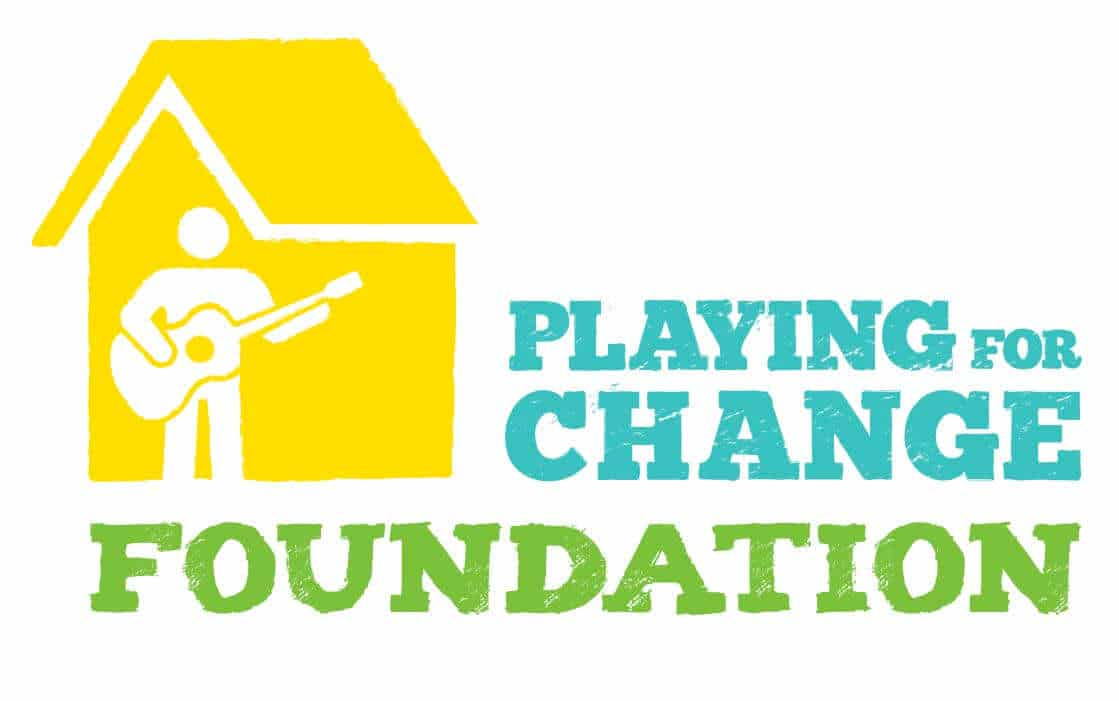 Playing for a Change Foundation is a Cherg Expéditions Partner